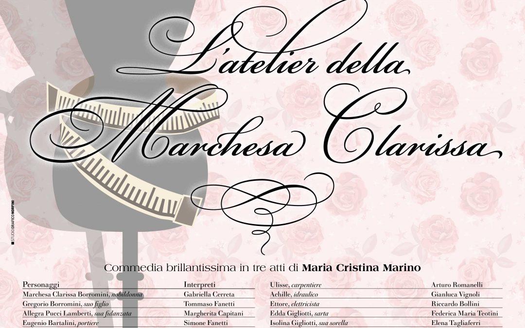 L'ATELIER DELLA MARCHESA CLARISSA