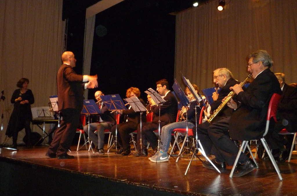AMF, concerto del Complesso Bandistico