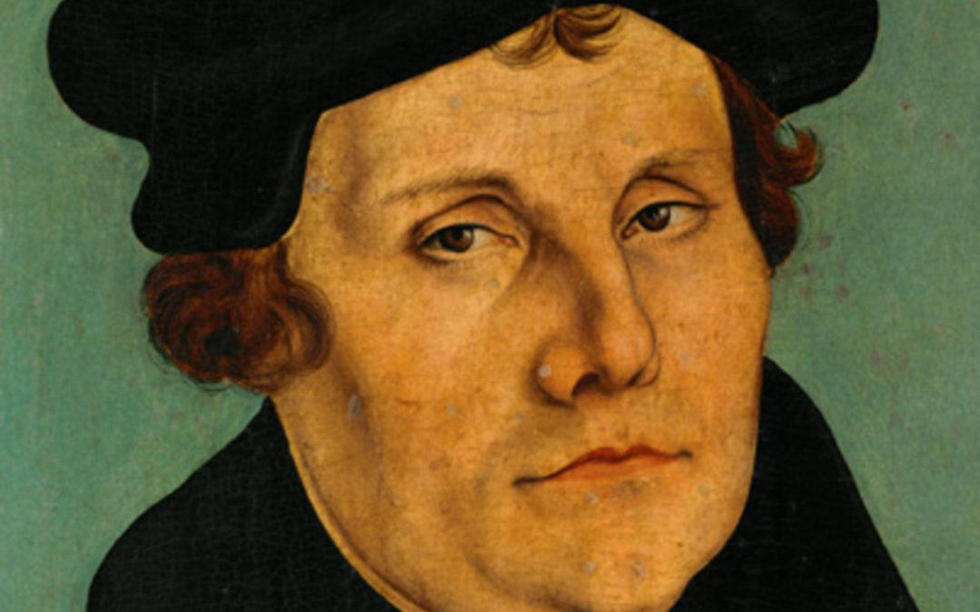 MARTIN LUTERO… dopo 500 anni (1517 – 2017)