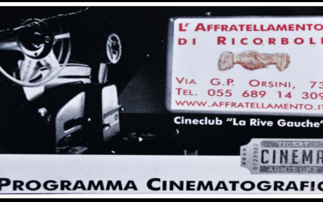 Rive Gauche, CINEMA a L'Affratellamento 2017