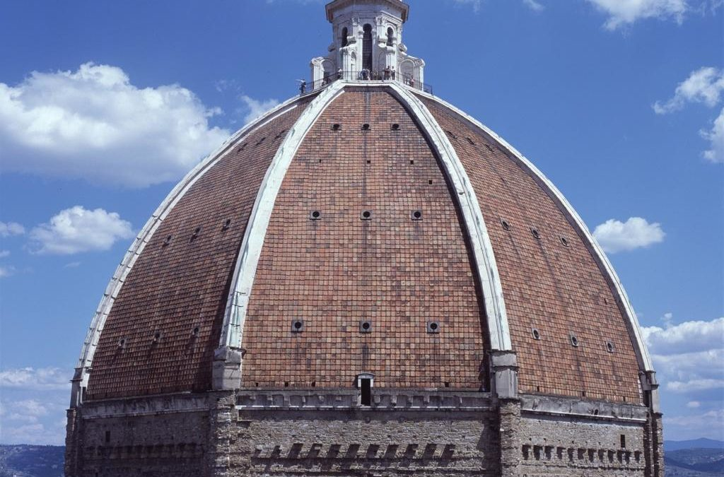 FEDERICO NAPOLI, Brunelleschi: La scommessa della cupola
