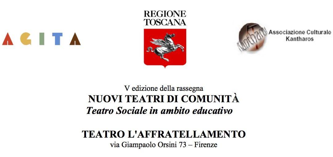 Workshop, Nuova drammaturgia del teatro sociale…