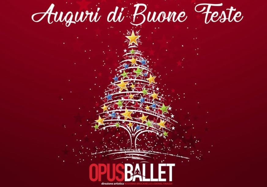 Opus Ballet, NATALE IN DANZA