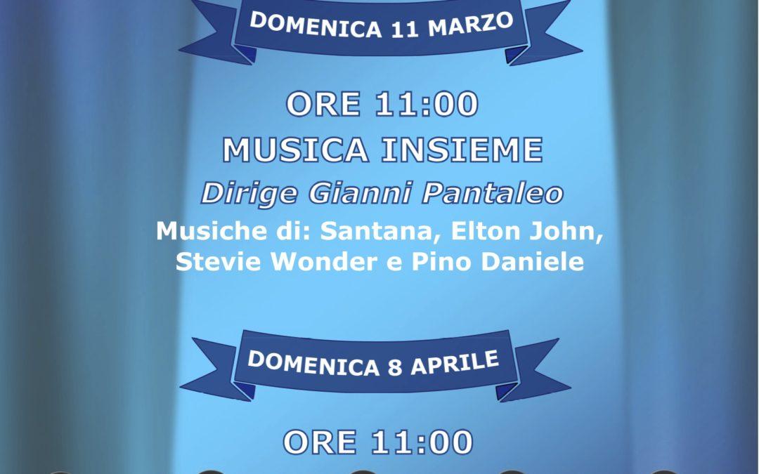 MUSICA A TEATRO. Concerti Associazione Musicale Fiorentina