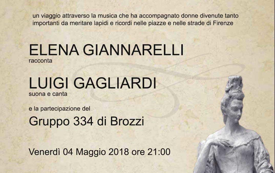 ELENA GIANNARELLI,  Donne di Musica e di Pietra