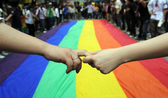 NELL'AMORE NON C'È PAURA. Settimana contro l'omofobia