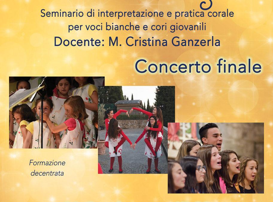 Cantare… It's magic!!! (Concerto finale)