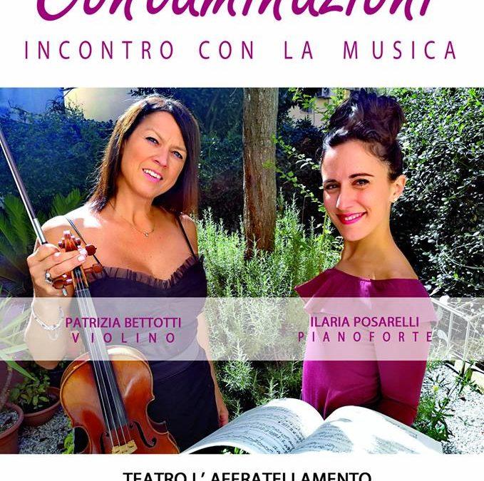 Ilaria e Mattia presentano, CONTAMINAZIONI – INCONTRO CON LA MUSICA