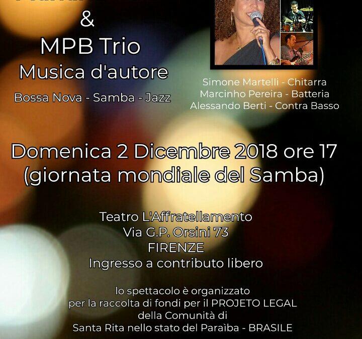 MUSICA D'AUTORE.  Bossa Nova – Samba – Jazz