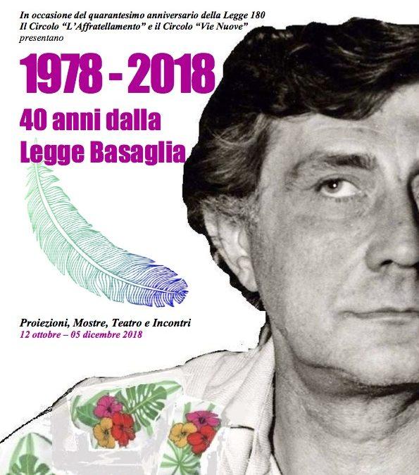 1978-2018 • 40 anni dalla legge Basaglia