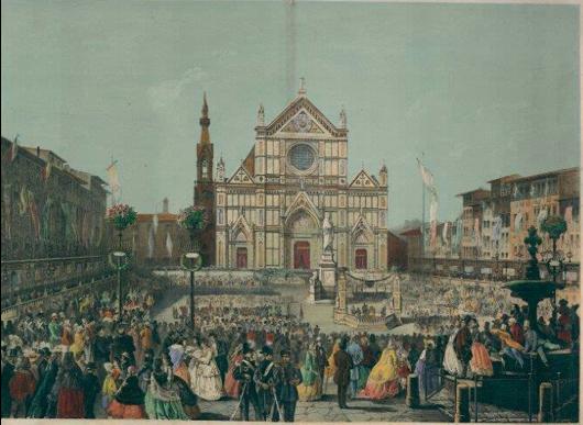 SERGIO CORSUCCI, Francis Bacon, il crocifisso di Cimabue e l'alluvione di Firenze del 4 Novembre 1966