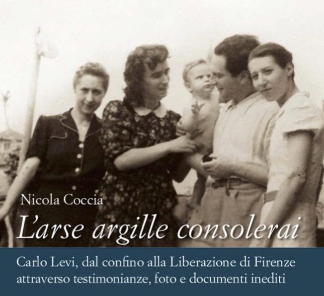 Incontro con Nicola Coccia. L'Arse argille consolerai… (presentazione libro)