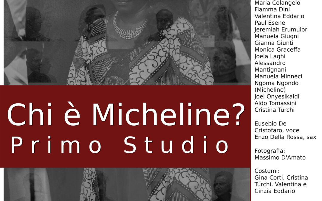 Chi è Micheline? (primo studio) • CO.R.P.I