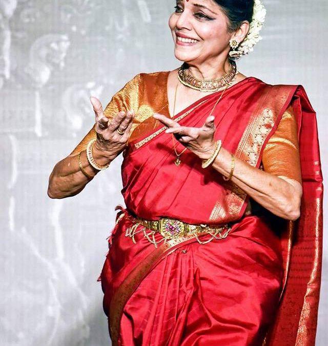 DANZA INDIANA. Stage e spettacolo con Sucheta Bhide-Chapekar