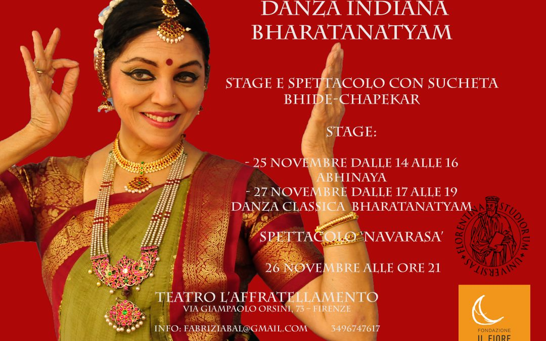 Sucheta Bhide-Chapekar (Danza Indiana)