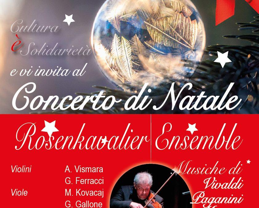 Rosenkavalier Ensemble, CONCERTO DI NATALE