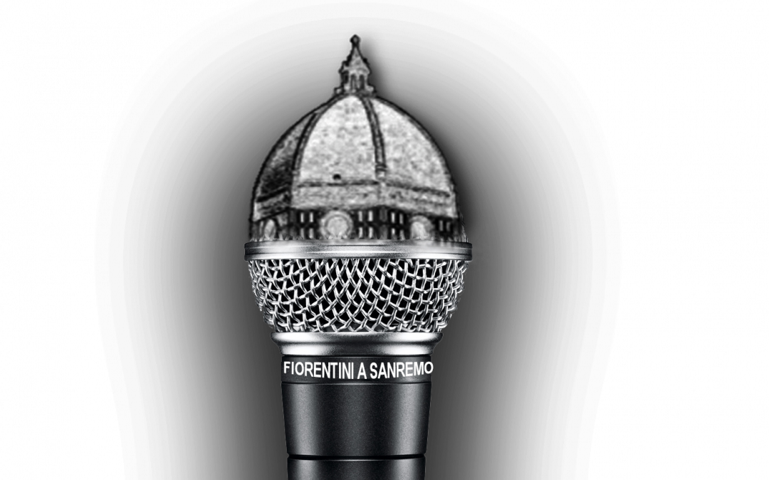 ELENA GIANNARELLI, Fiorentini a Sanremo: cantanti, autori, direttori d'orchestra, presentatori