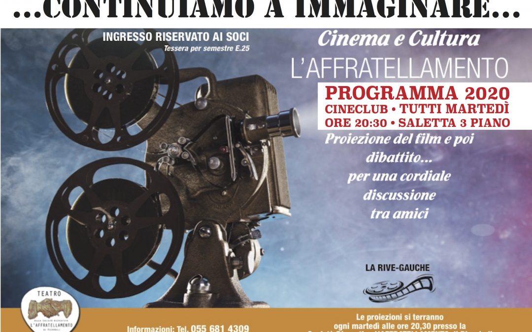 Rive Gauche CINEMA a L'Affratellamento 2019-2020 (Parte II)