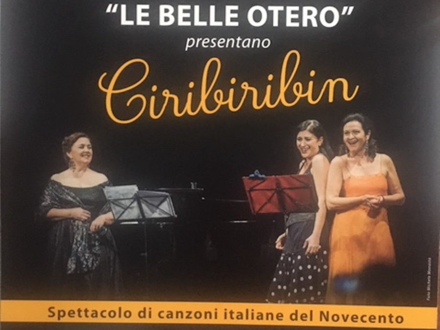 CIRIBIRIBIN (spettacolo musicale)