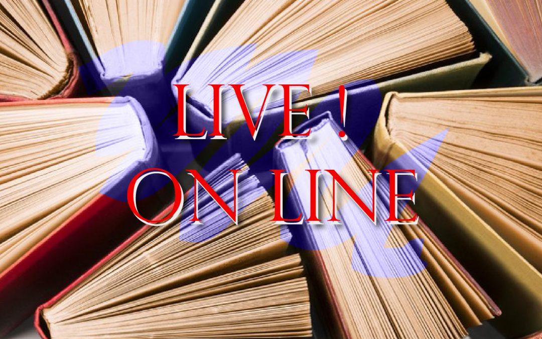 [LIVE ON LINE] SILENT BOOK SOCIAL CLUB (Circolo dei lettori silenziosi dell'Affratellamento)