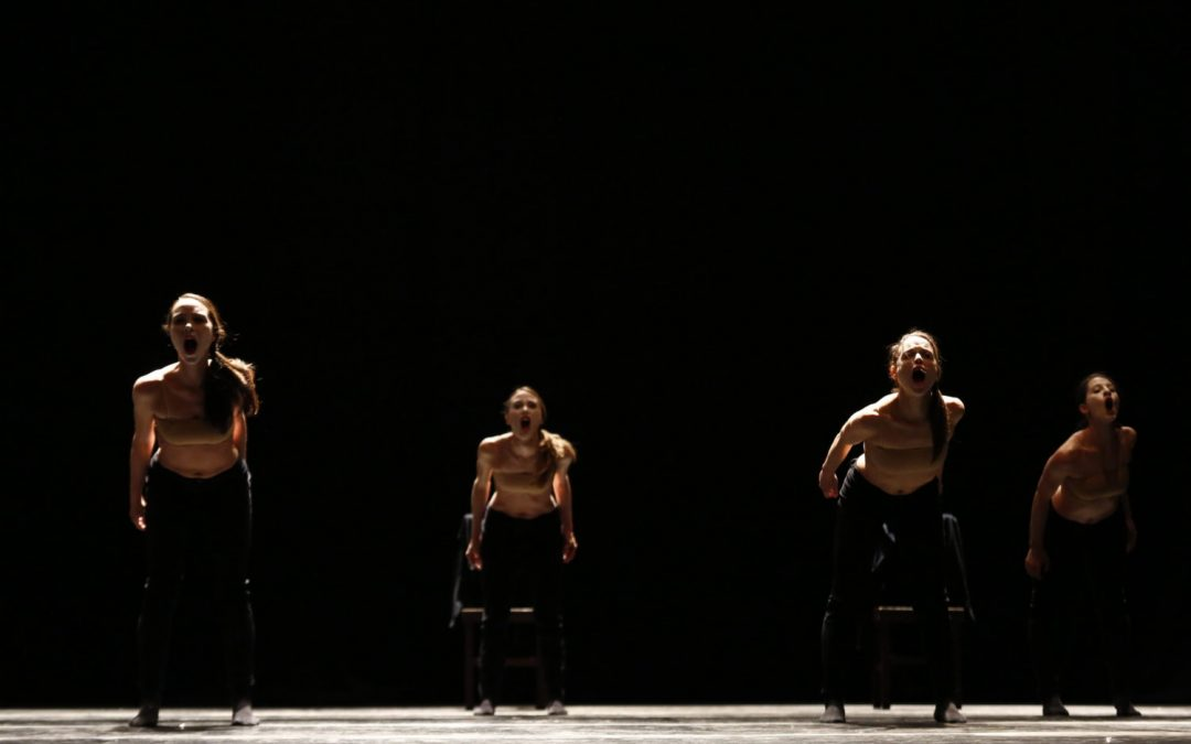 KINESIS CDC presenta, KINESIS DANCinTOWN – winter session