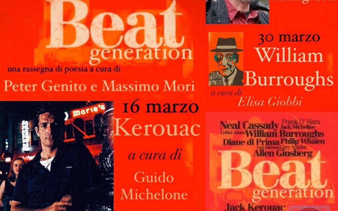 BEAT GENERATION. Poesia, critica, musica, testimonianze ▶︎ ONLINE | VIDEO