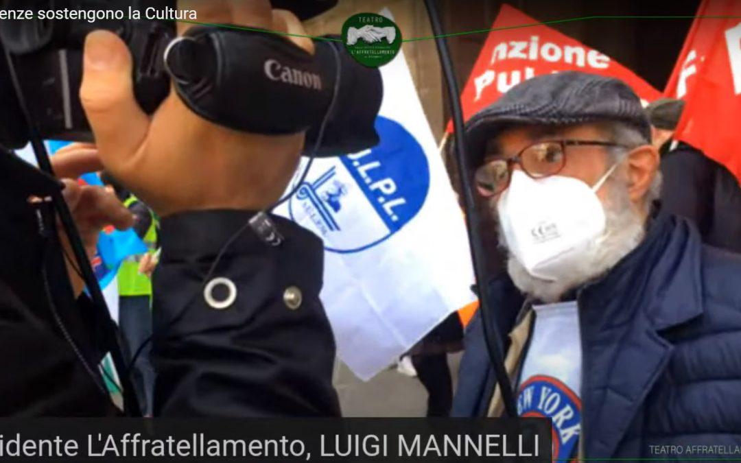 I Vigili di Firenze sostengono la Cultura ▶︎ ONLINE   VIDEO