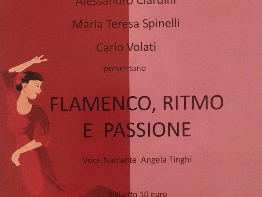 PASION Y PASION • Flamenco, ritmo e passione
