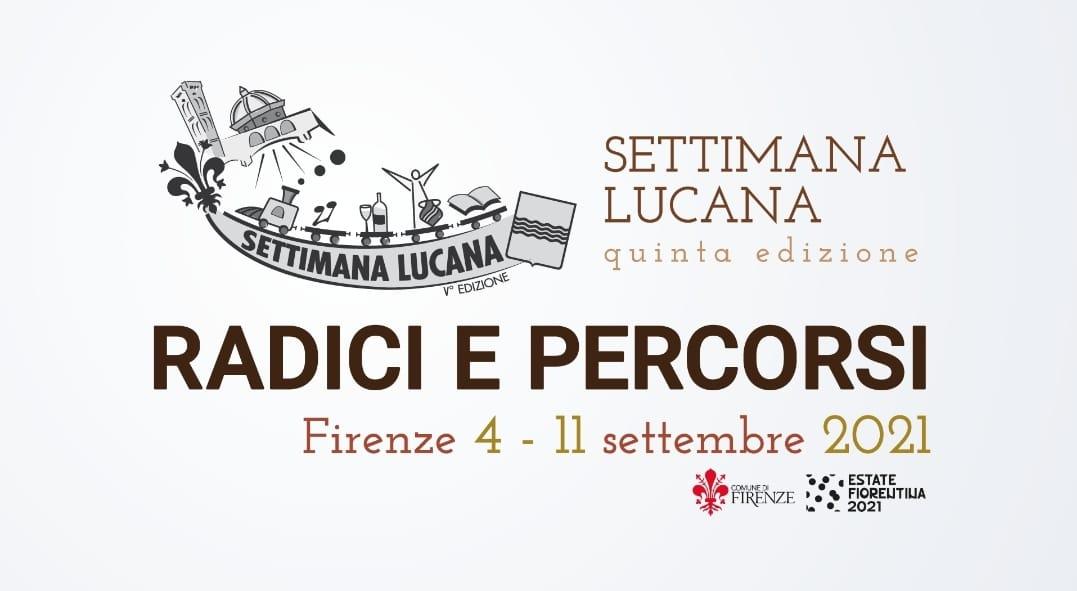 """Settimana Lucana V Edizione, 2021 """"RADICI E PERCORSI"""""""