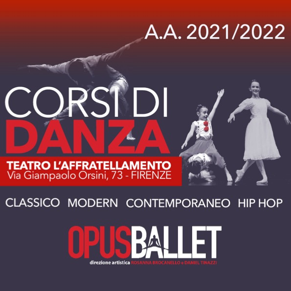 CORSI DI DANZA • OpusBallet